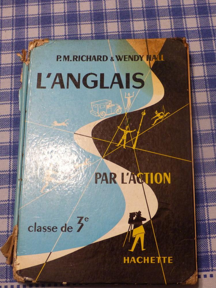 L' ANGLAIS  par l' action - classe de troisième  3 Roclincourt (62)