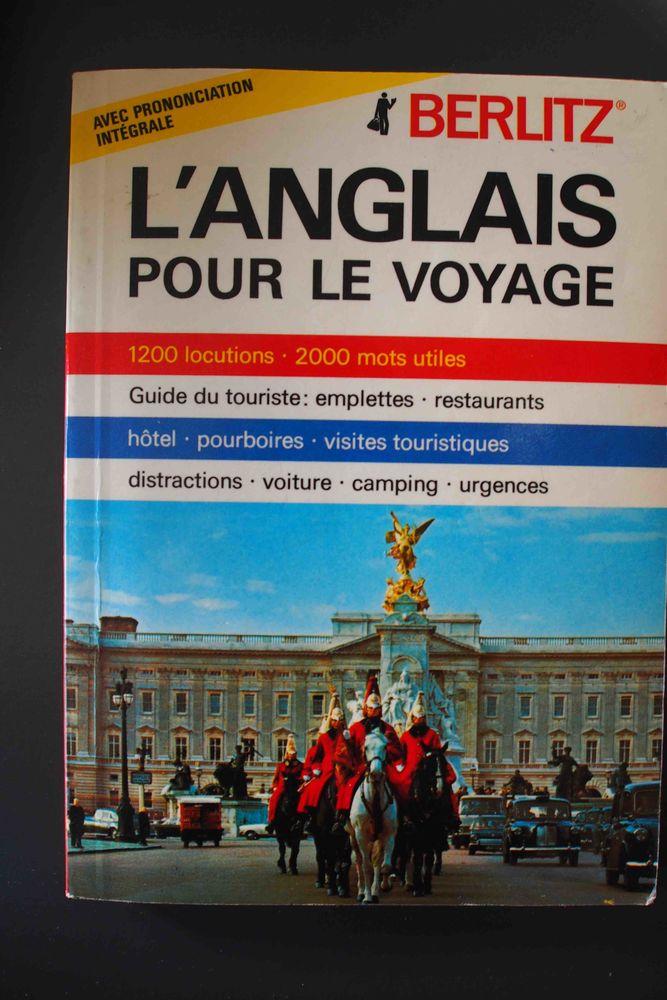 L'anglais pour le voyage - Berlitz, 2 Rennes (35)