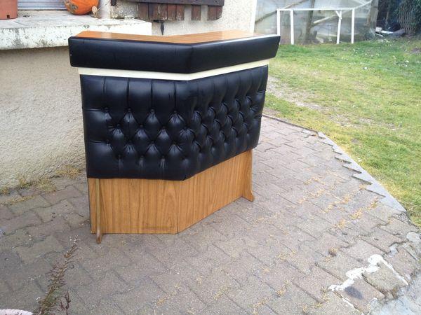 beautiful bar d angle vintage meubles with meuble de bar occasion. Black Bedroom Furniture Sets. Home Design Ideas