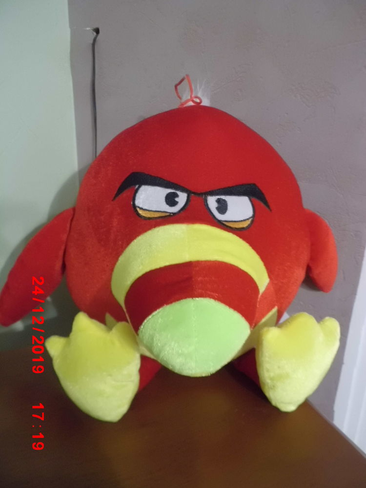 angry birds rouge et jaune 16 Oignies (62)