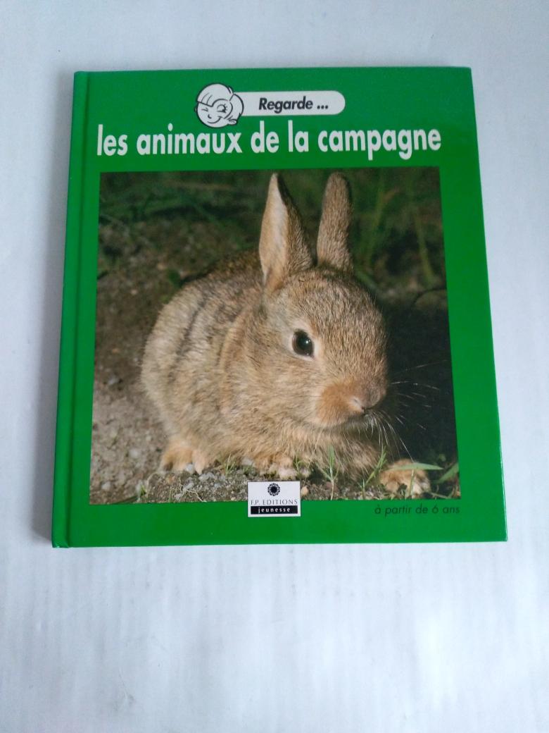 Les animaux de la campagne 3 Calais (62)