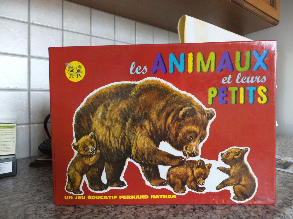 Les animaux et leurs petits 15 Marmagne (71)