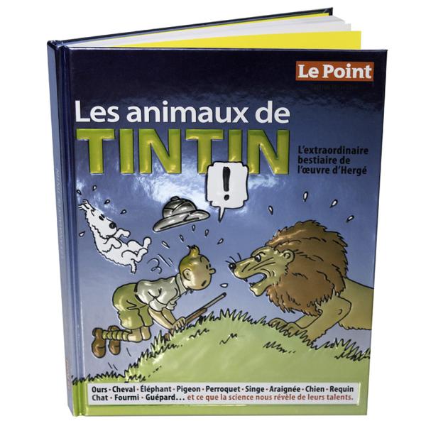 Les animaux de Tintin 15 Angers (49)