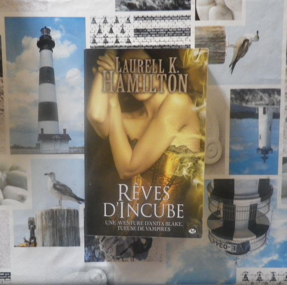 ANITA BLAKE T12 REVES D'INCUBE de Laurell K. HAMILTON 5 Bubry (56)