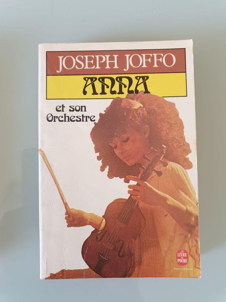 Anna Et Son Orchestre - joseph joffo 0.70 euro Livres et BD