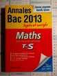 Annales Maths Terminale S