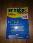 Annales Term S   SVT 1 Vabre (81)
