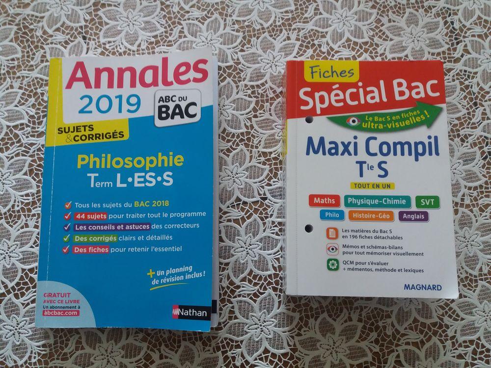ANNALES DE BAC TERMINALES S 2019/2020 Livres et BD