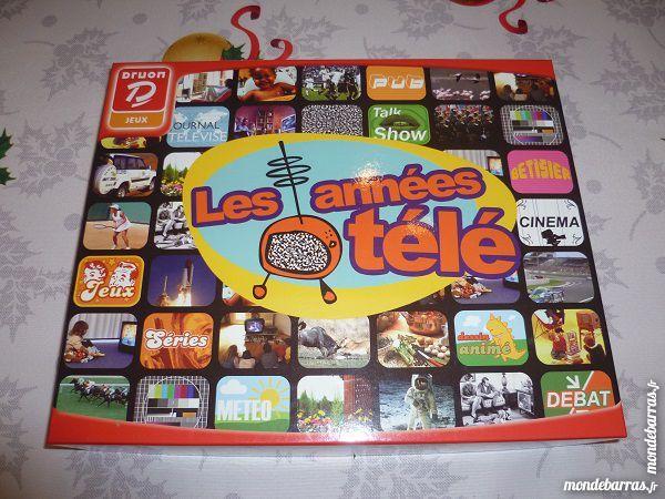 jeu année télé société TV neuf jouet mode enfant f 24 Fèves (57)
