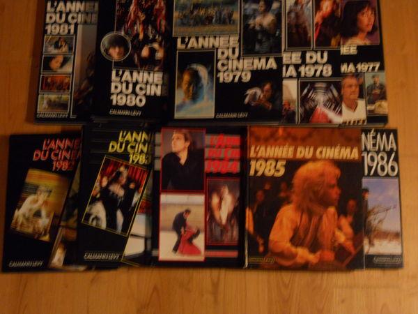 10 années sur le cinéma Livres et BD