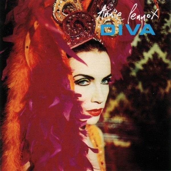 cd Annie Lennox ?? Diva (etat neuf) 4 Martigues (13)