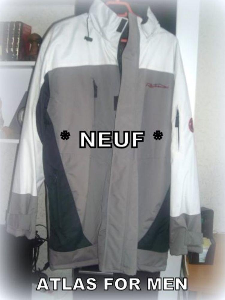 Bel anorak NEUF - Marque ATLAS FOR MEN 20 Chalon-sur-Saône (71)