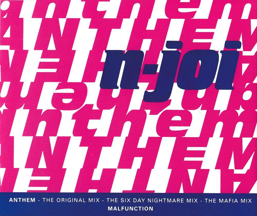 CD    N-Joi   -   Anthem  15 Antony (92)