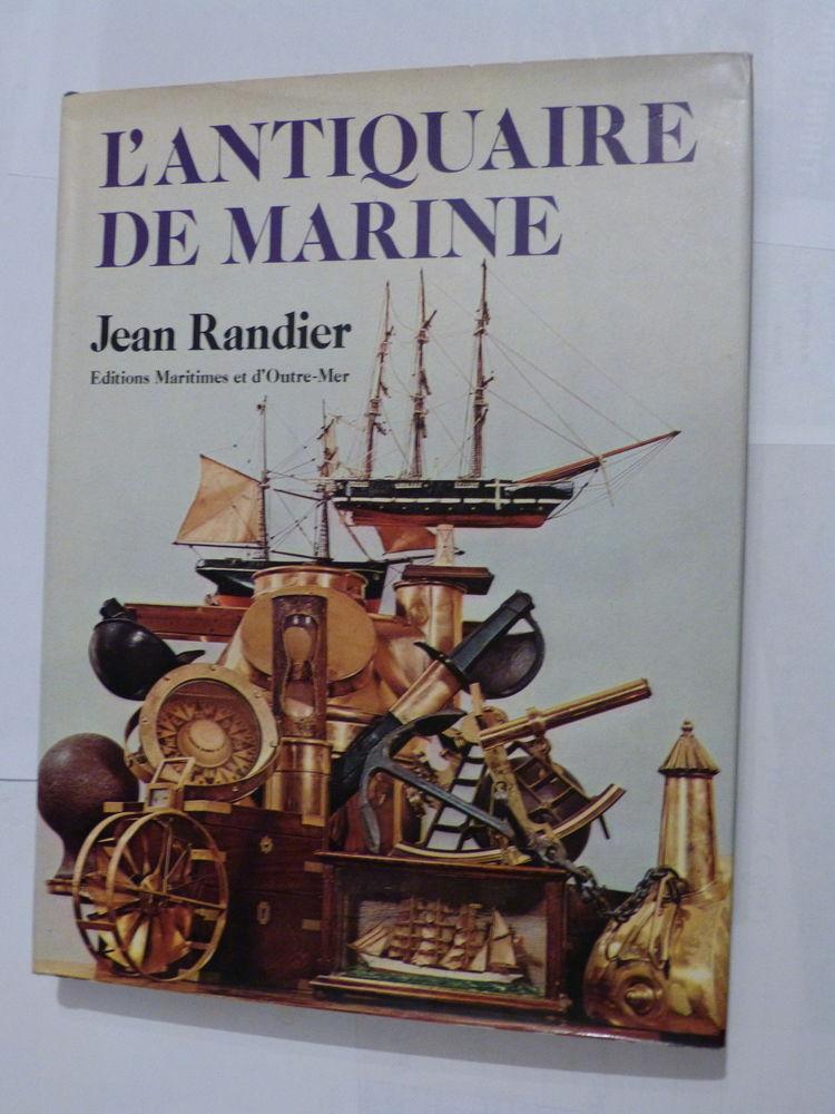 L '  ANTIQUAIRE DE MARINE  par  JEAN RANDIER 14 Brest (29)