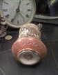 Antiquité - Vase Japonais XX ème Siècles - Doré à l'Or fin.