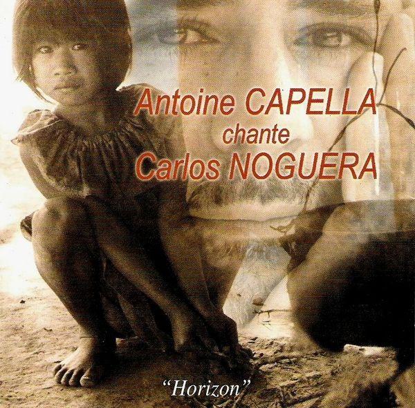 Antoine CAPELLA chante Carlos NOGUERA 8 La Possonnière (49)