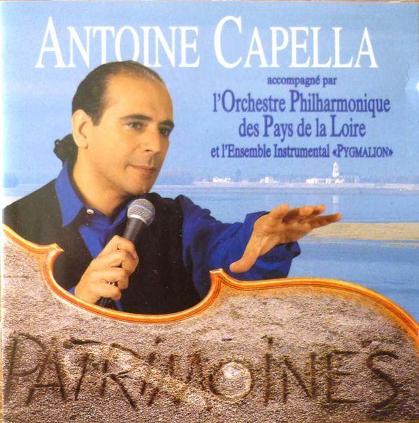 Antoine CAPELLA - Patrimoines 8 La Possonnière (49)