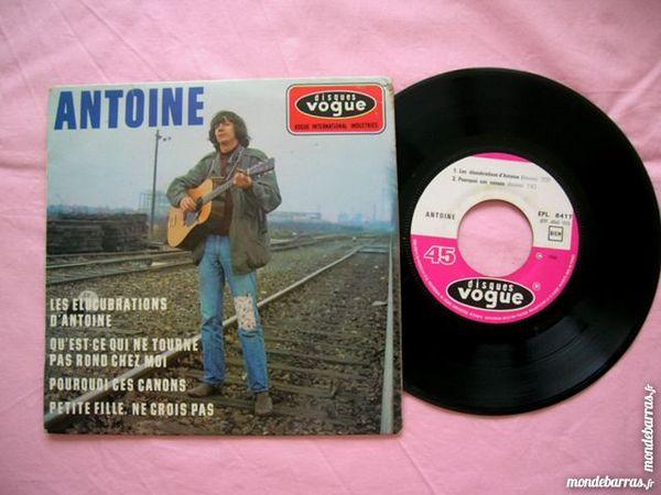 EP ANTOINE Les elucubrations d'Antoine 9 Nantes (44)