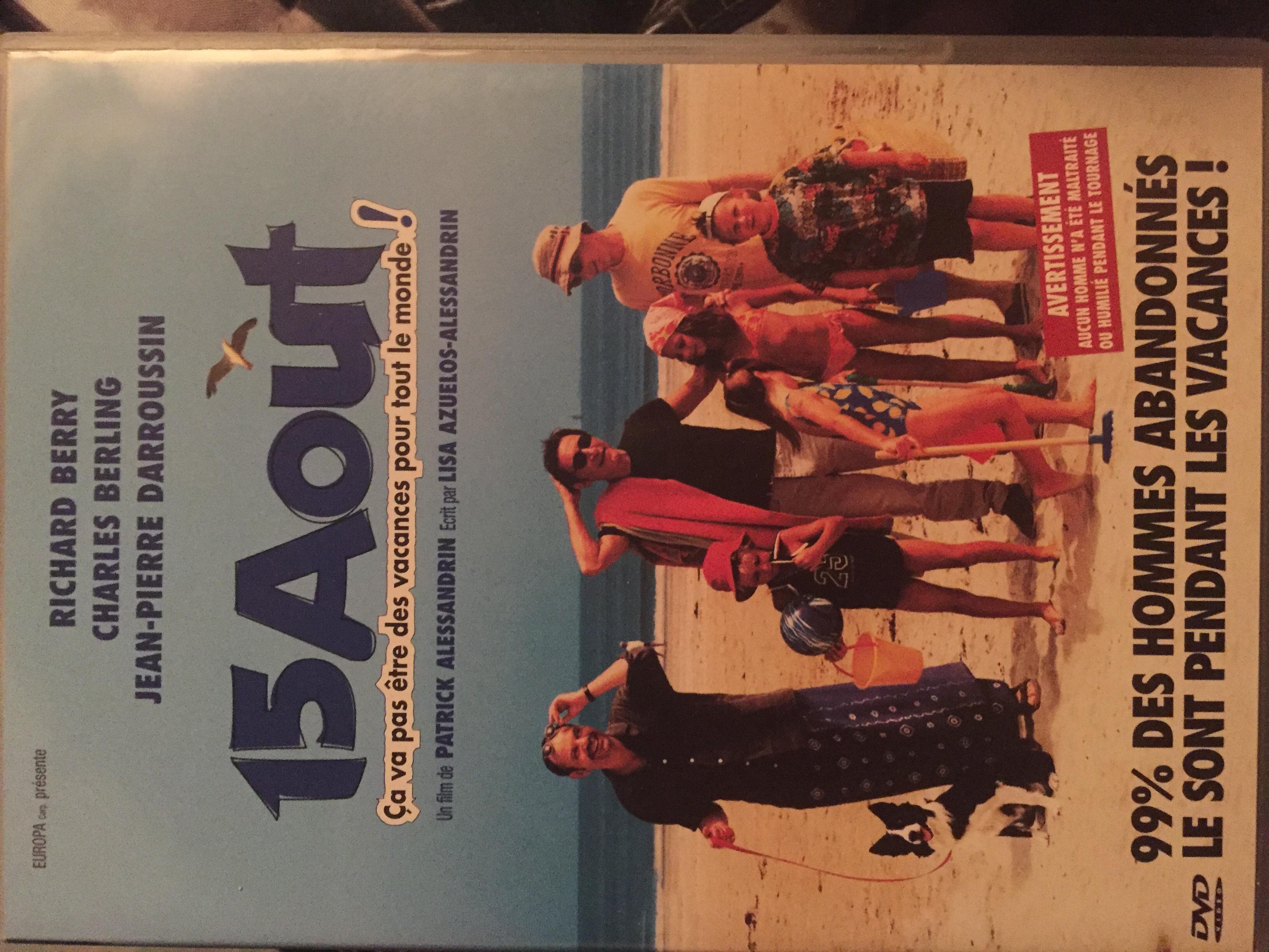 DVD 15 Août 5 Alfortville (94)