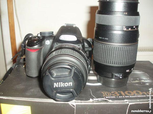 apareil photo  nikon reflex  numérique 310 Le Fleix (24)