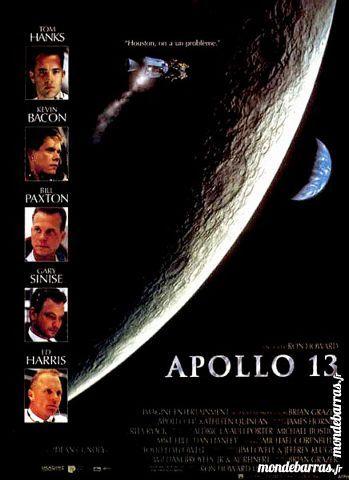 Dvd: Apollo 13 (438) 6 Saint-Quentin (02)