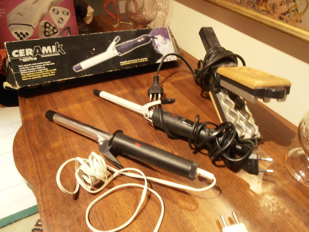 appareil coiffure :fer à  boucler ,gaufrier professionnel 10 Millau (12)