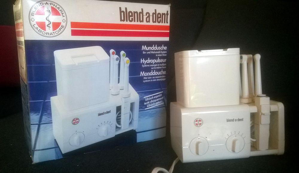 Appareil hydropulseur Blend-a-Dent 6 Roncq (59)