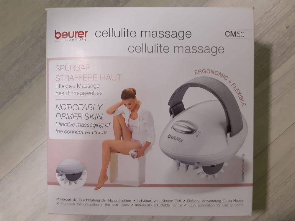 Appareil de massage anti-cellulite Beurer CM50 10 Palaiseau (91)