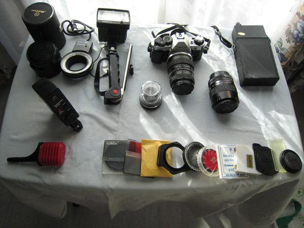 appareil et matériel photos 0 Antibes (06)
