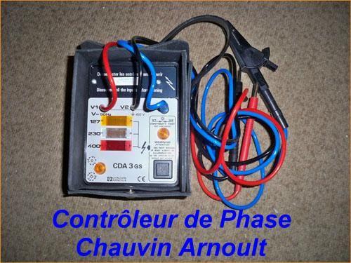 Appareil de mesure d'électricien 100 Étréchy (91)