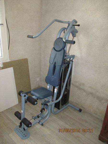 Appareil de musculation Domyos HG60-4 199 Saint-Pont (03)