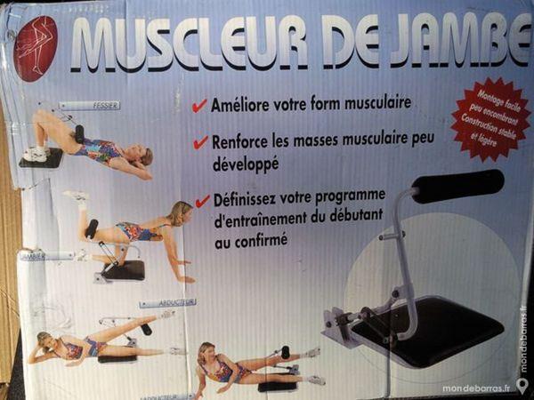 Appareil de musculation 0 Saint-Nexans (24)