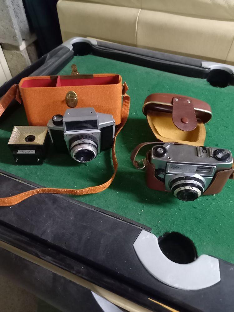 appareil photo ancien bon état 75 La Varenne (49)