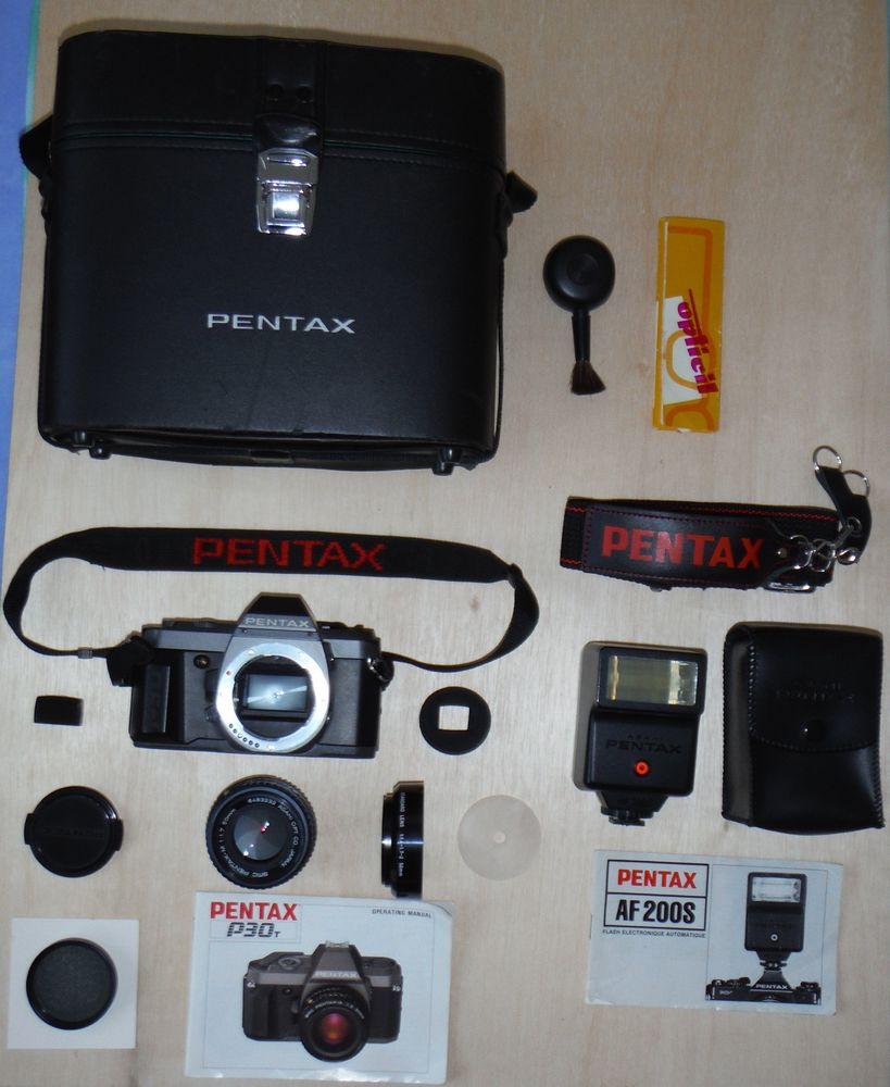 Appareil photo argentique Pentax P30T 100 Villeneuve-le-Roi (94)