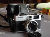 Appareil photo argentique CANON Canonet 28, télémétrique. 70 Épinay-sur-Seine (93)