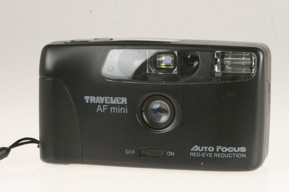Appareil photo autofocus TRAVELER Mini 50 Paris 9 (75)