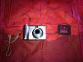 appareil photo  canon A 50 numérique  0 Menton (06)