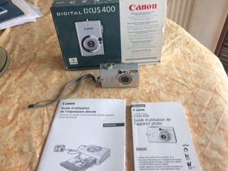 Appareil Photo Canon digital IXUS 400 60 Saint-Cyr-sur-Loire (37)