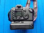 Appareil photo Canon + objectif Tamron 250 Rennes (35)