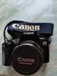 Appareil photo Canon EOS 1000 avec pellicule
