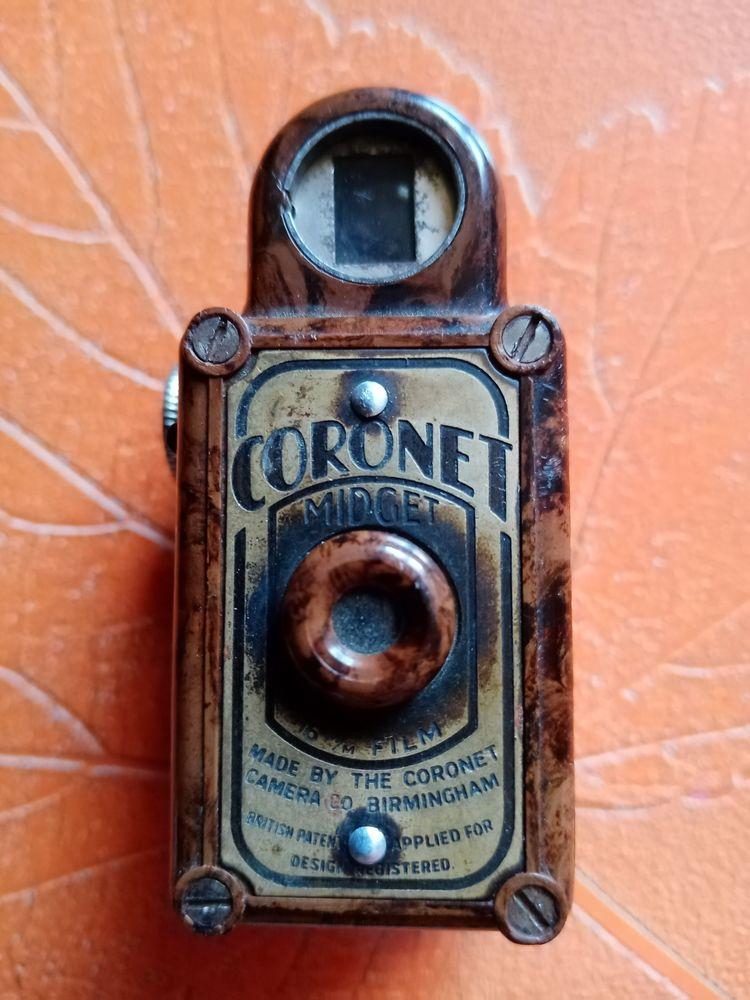 appareil photo CORONET 120 Eaubonne (95)
