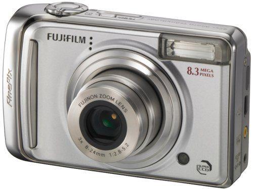 Appareil photo Fuji Finepix A800 0 Montfaucon (02)