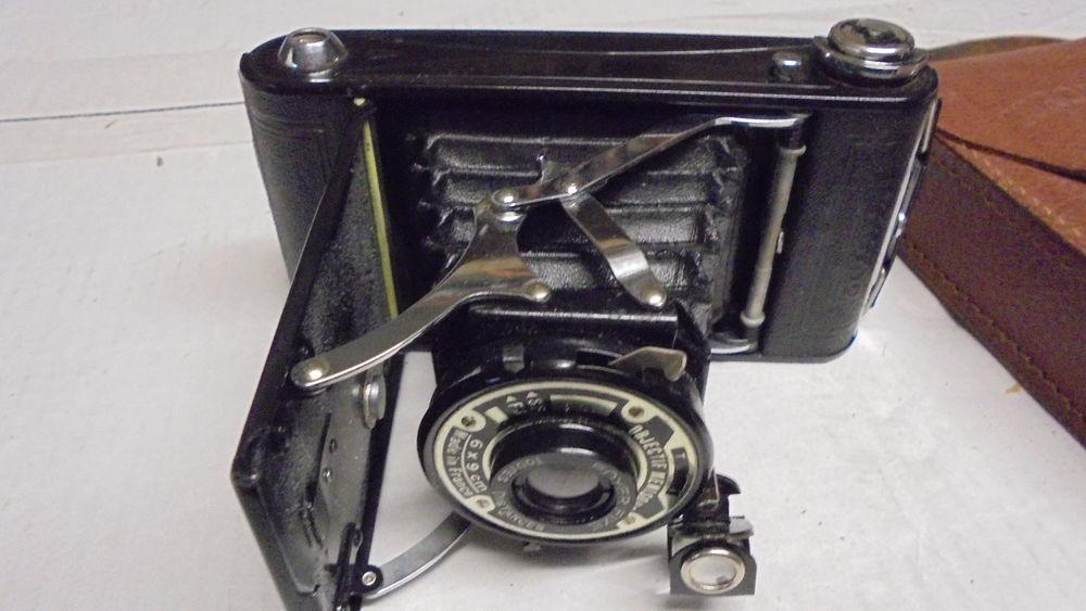 appareil photo kodak a soufflet 0 Saint-Gilles-de-Crétot (76)