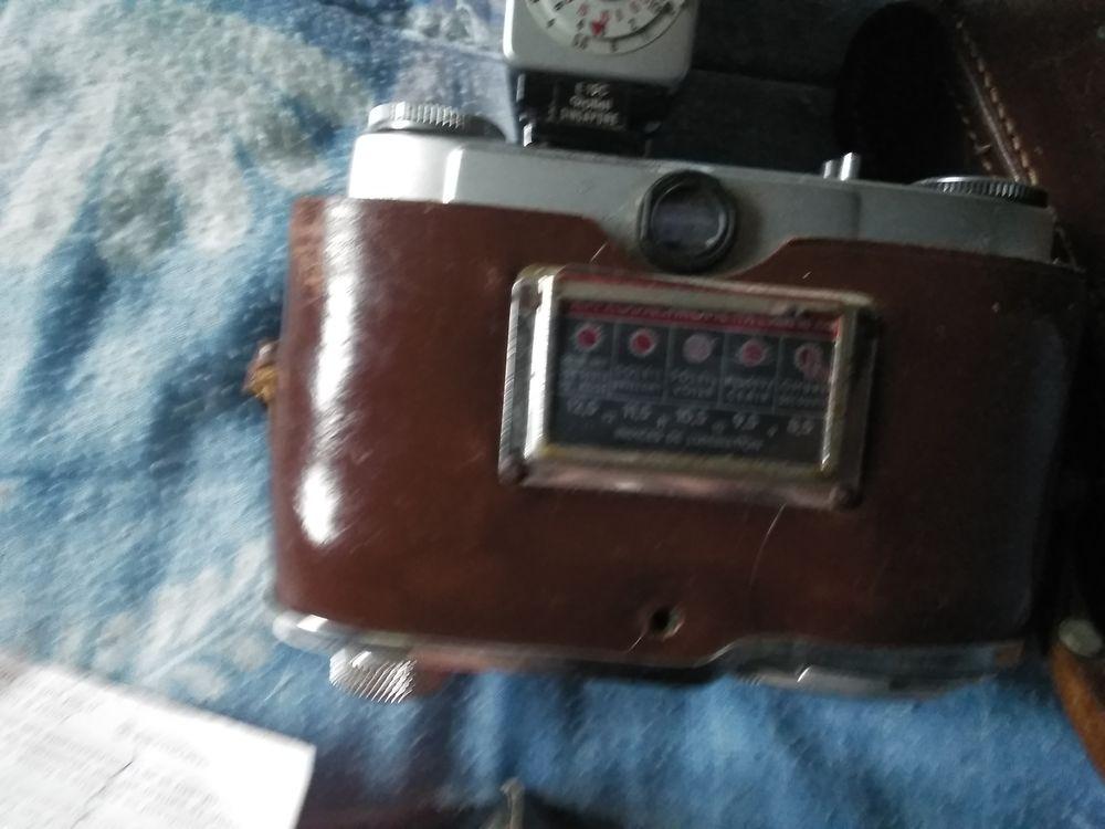 appareil photo Kodak pour collectionneur fonctFujiflah 20 Poissy (78)