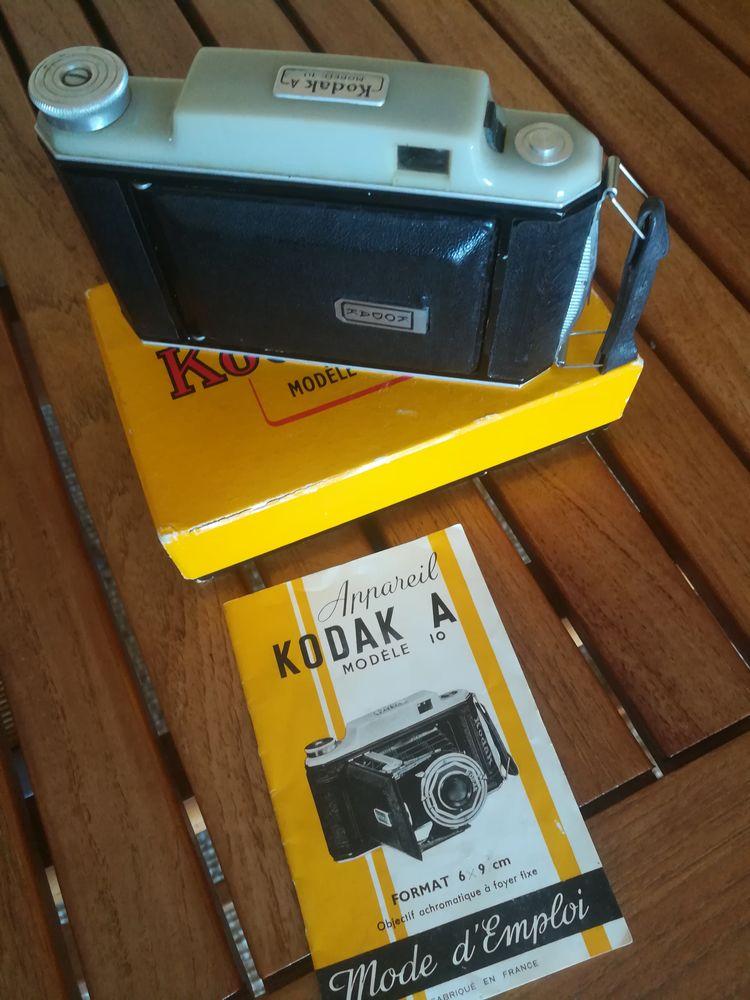 Appareil photo Kodak A modèle 10 0 Nice (06)