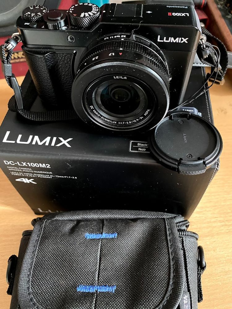 Appareil photo Lumix 100 2 450 Toulouse (31)