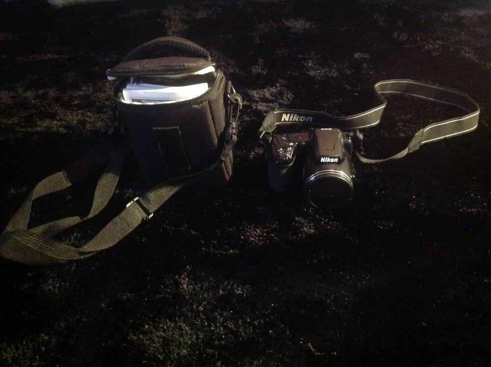 Appareil photo Nikon Coolpix 140 Luçon (85)