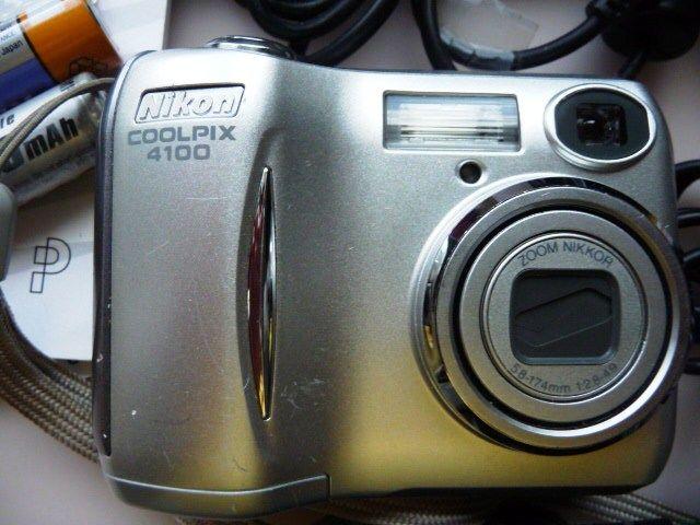 appareil photo Nikon coolpix 4100 75 Mandres-les-Roses (94)