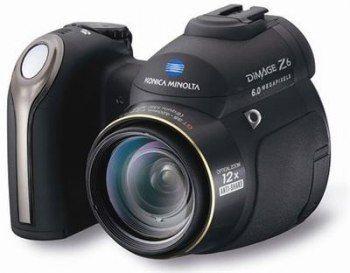 Appareil photo numérique Konica Minolta DiMAGE Z6 75 Paris 9 (75)