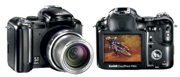 Appareil photo numérique Kodak P850 150 Cagnes-sur-Mer (06)
